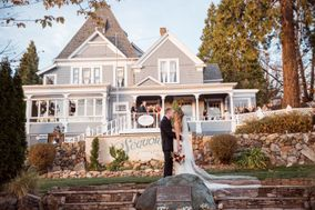 Sequoia Mansion by Wedgewood Weddings