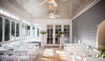 Sequoia Mansion by Wedgewood Weddings 2