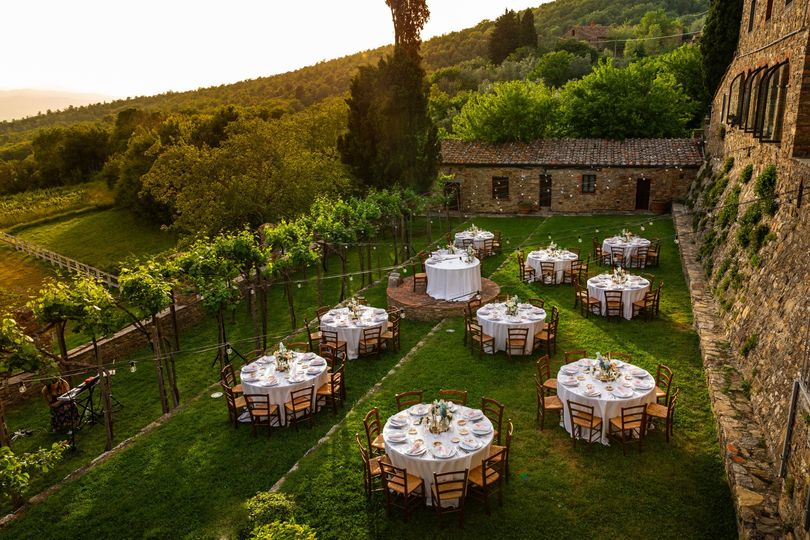 Tuscan Wedd-Righi Photography