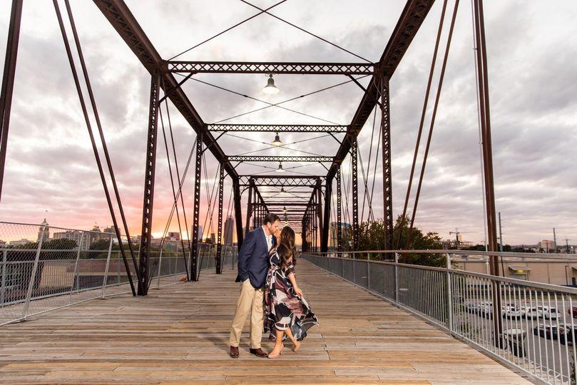 Hays Street Bridge Engagement