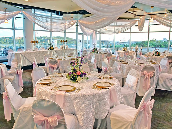 Tmx 1403103117493 Fancy Chair Covers Science Museum Minneapolis, MN wedding rental