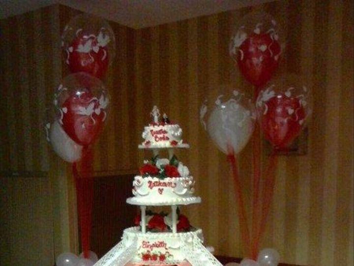 Tmx 1297888617978 RedWhiteCake Manassas, VA wedding rental