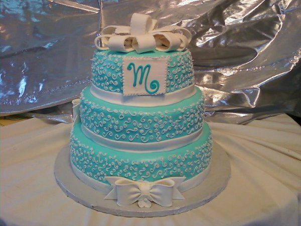 Tmx 1337613285410 TiffanyBlueandWhite Manassas, VA wedding rental