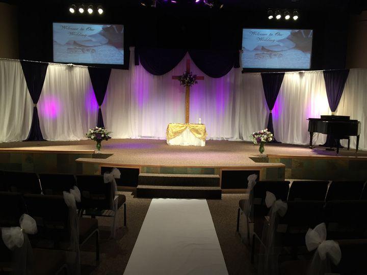 Tmx 1501796634228 Pipe And Drapery Loveland, CO wedding rental
