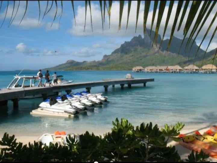 Tmx 1364829273001 Bora Bora Fishers, IN wedding travel