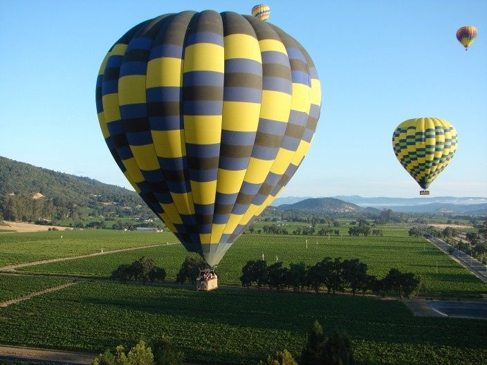 Tmx 1473458809395 Ballon In Napa 2 Indianapolis, Indiana wedding travel