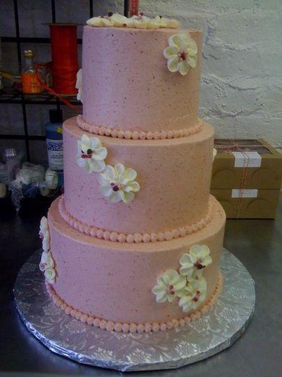 Nine Cakes Wedding Cake New York