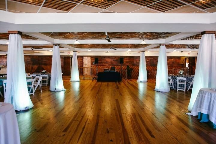 Reception space