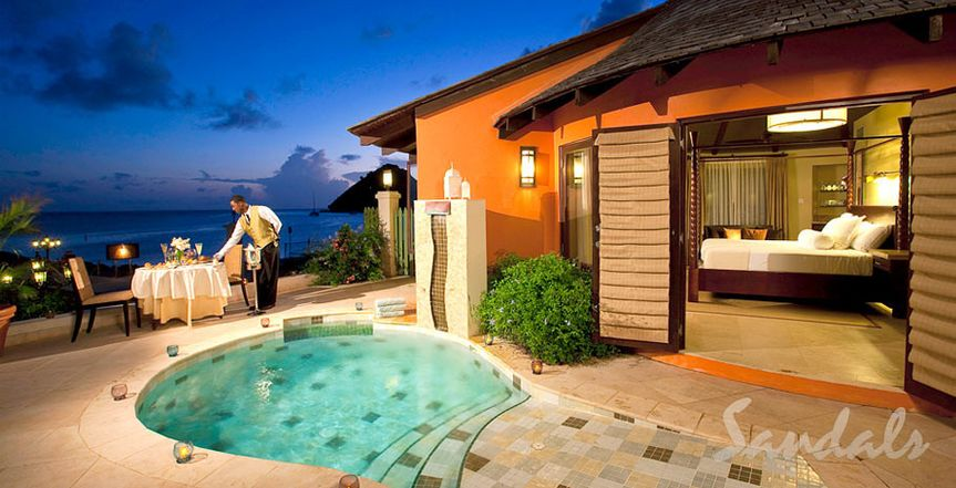 Sandals Grande Lucian - St.Lucia  Sandals Grande Lucian, located in St.Lucia, offers the popular...
