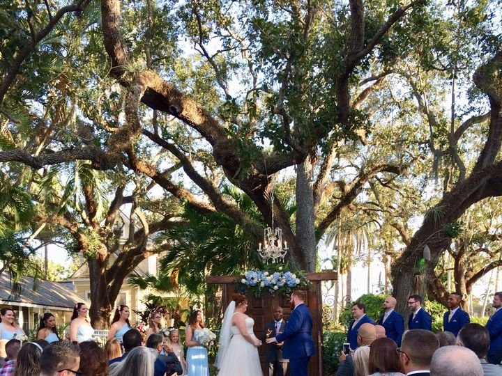 Tmx 1533150748 C756581d4ce4b16e 1533150746 Ef98870f3f03bde2 1533150749187 26 Under The Oaks 4 Fort Myers, FL wedding venue