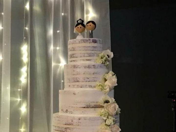 Tmx 1531155371 31735fcbc39d7e57 1531155369 D7ab33bb84a6296c 1531155368210 7 Let There Be Cake  Houston, TX wedding cake