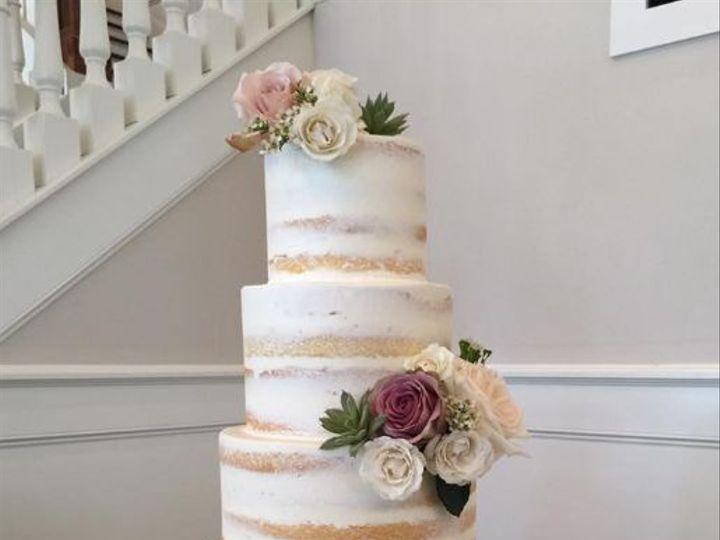Tmx 1531155374 1bbfa740dae4dbe4 1531155373 27a6572e5f74a22f 1531155372179 8 Let There Be Cake  Houston, TX wedding cake