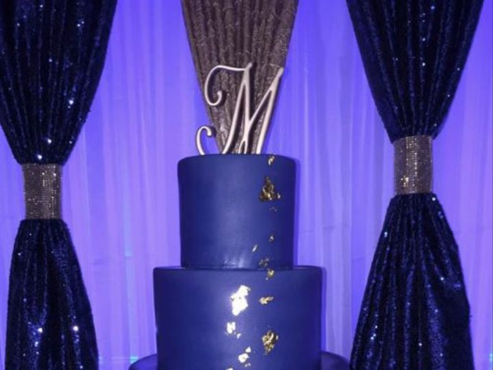 Tmx 1531155559 441422a6fc1fa612 1531155558 C83b3e9a90359891 1531155556548 1 Let There Be Cake  Houston, TX wedding cake