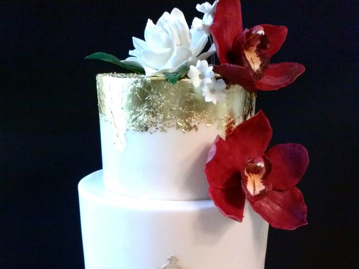 Tmx 1531413047 Cec6af51c5fa6a08 1531413045 09ba73b25c6bf79c 1531413044401 16 Bright Houston, TX wedding cake