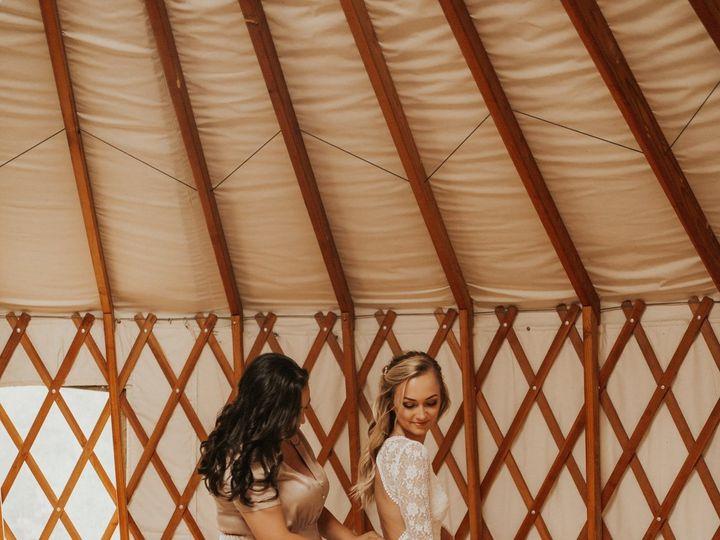 Tmx Getting Ready In The Yurt 51 440904 160150646381750 Granby, CO wedding venue