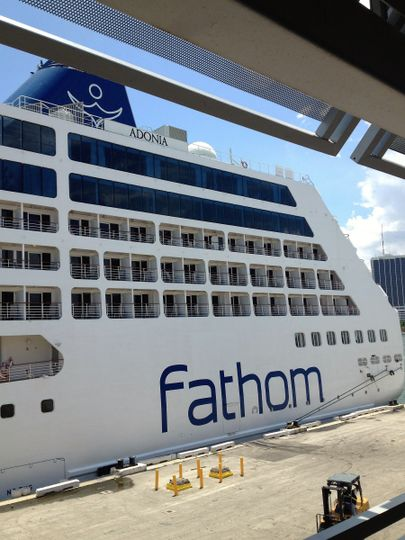 Fathom Adonia for your Impact Travel Itineraries