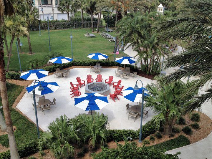 Sheraton Hotel in St. Petersburg, Florida