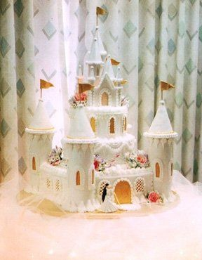 Tmx 1207060716421 CASTLE OF ROMANCE West Sayville wedding cake
