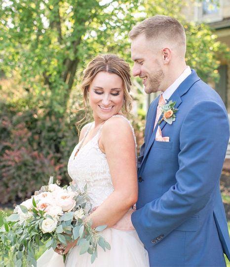 Sarah and Tyler