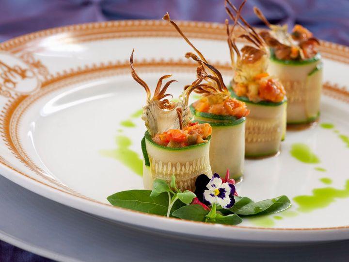 Tmx 1413913559071 2 Ratatouille Zucchini Wraps Glendale, CA wedding catering