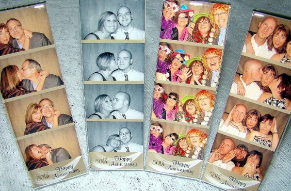 Fun with or without props.  Choose black & white or color picture option each time you enter the...