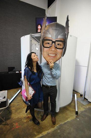 YoroKobi Photo Booth