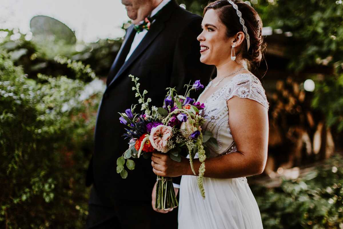 Wildflower Weddings at Bend in the River Farm