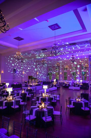 Lights and decor