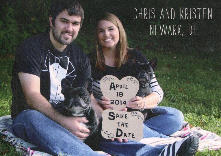 chris and kristen