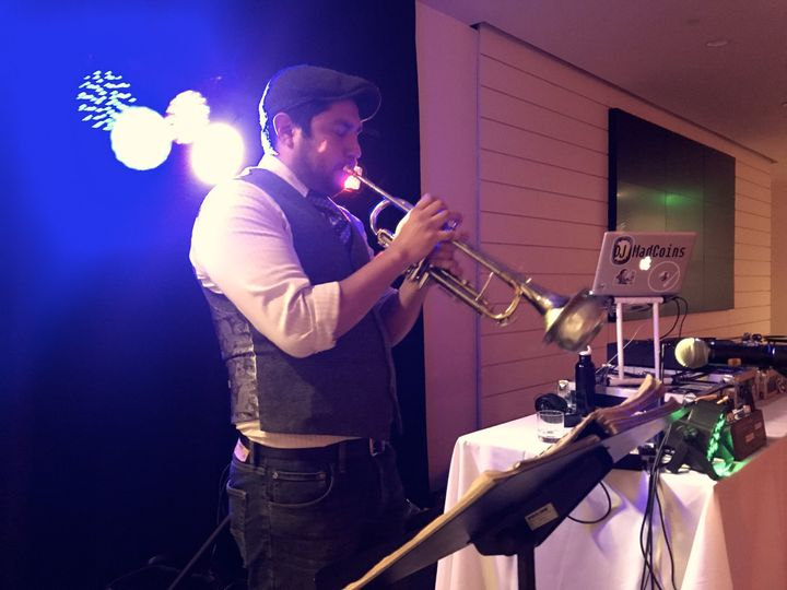 Add this Trumpeter to an event