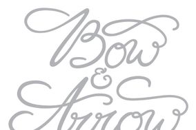 Bow & Arrow Calligraphy