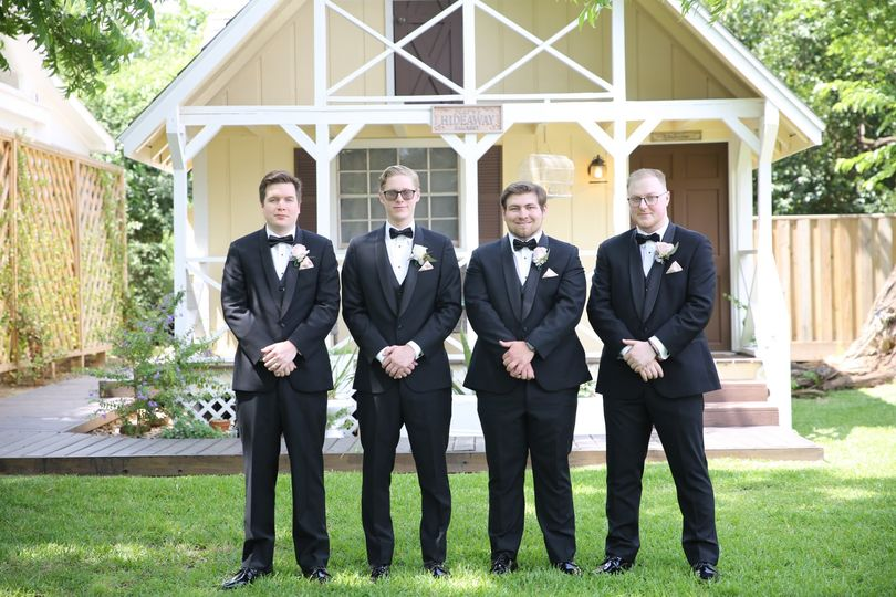 Groom and his quarters