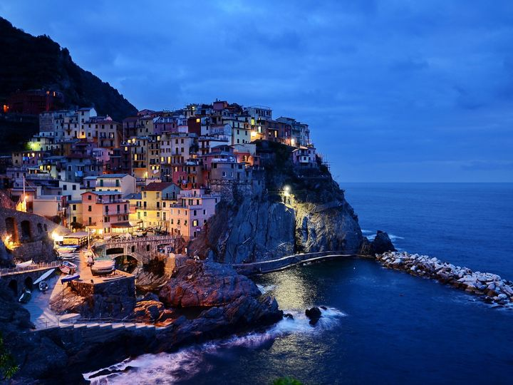 Tmx 1509026984086 Cinque Terre Italy Rocks Sea 60015 Lutz wedding travel