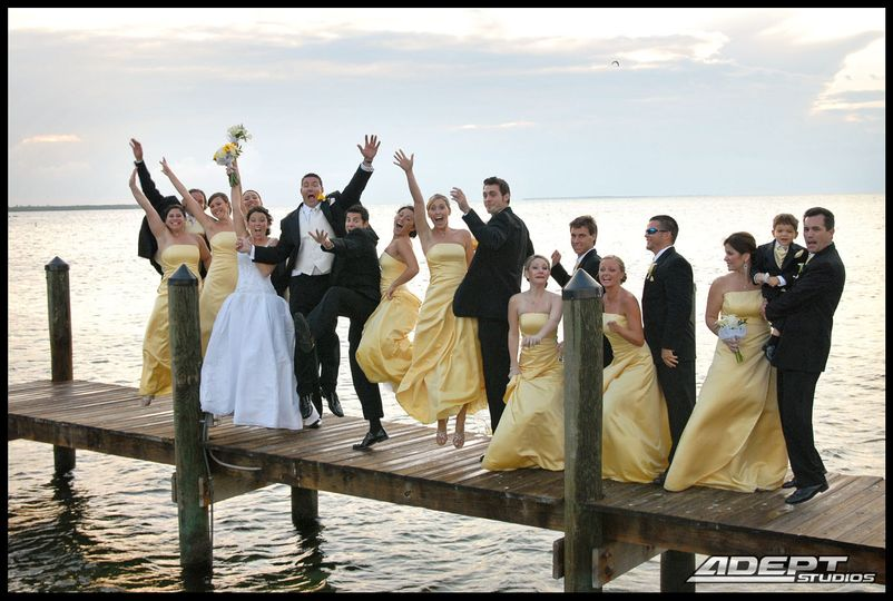 fun creative wedding photography ft lauderdale 0008