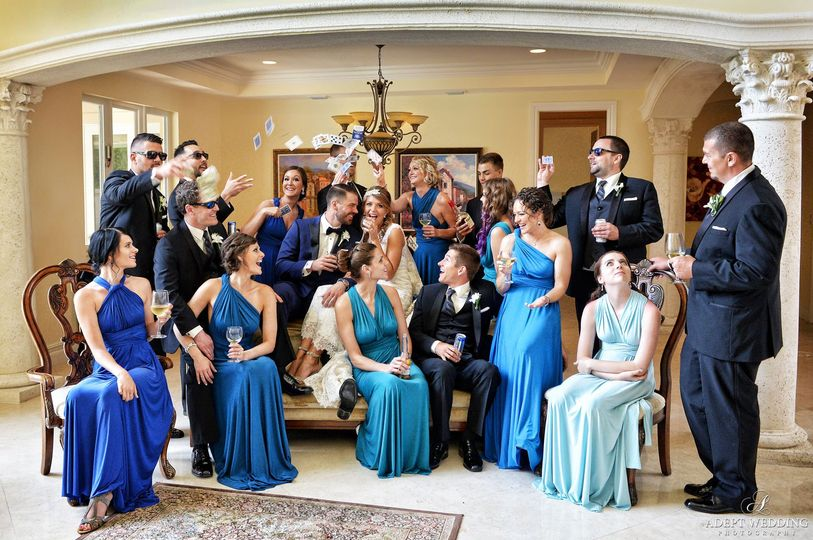 wedding party photography 0003