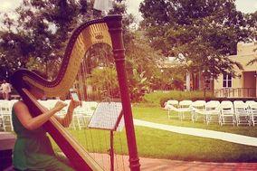 Harpist Kristen Elizabeth