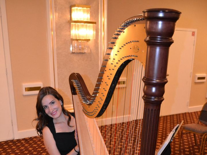 Tmx 1417476880091 Tampa Wedding Harpist Tampa wedding ceremonymusic