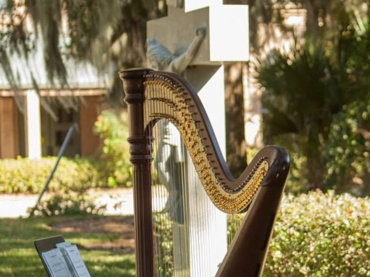 Tmx 1417476978726 Harpforweddings Tampa wedding ceremonymusic