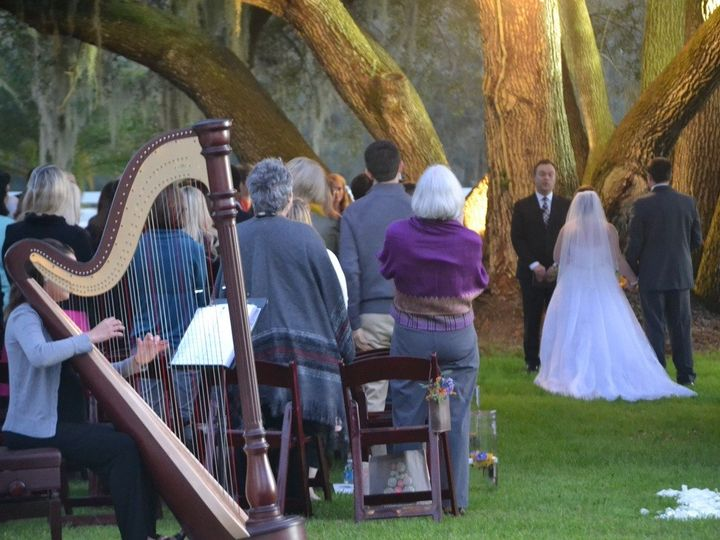 Tmx 1432764664033 Lakelandharpceremonymusic Tampa wedding ceremonymusic