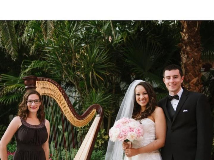 Tmx 1462736328541 Doncesarweddingharpist Tampa wedding ceremonymusic