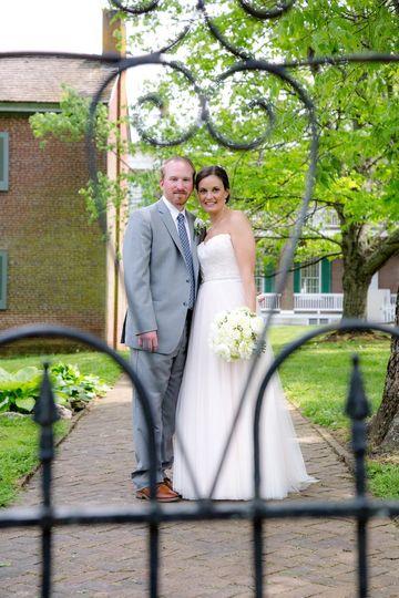 Waveland Wedding