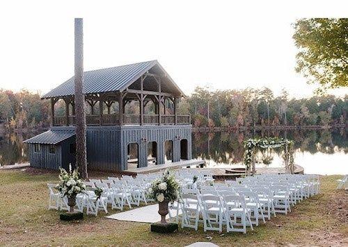 Tmx Ceremony At Boat House 51 954014 158318270860109 Greensboro, GA wedding venue