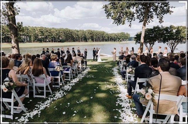 Tmx Great Waters Ceremony By Lake 51 954014 158318235637027 Greensboro, GA wedding venue