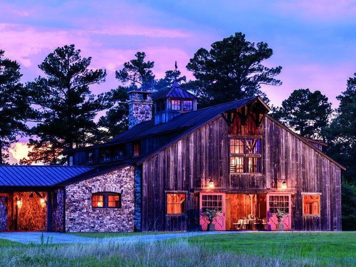 Tmx Sandy Creek Barn At Night 51 954014 158318042173760 Greensboro, GA wedding venue