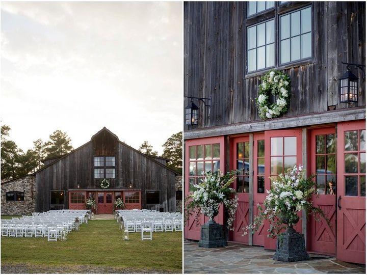 Tmx Sandy Creek Barn Outdoor Ceremony 51 954014 158333714068692 Greensboro, GA wedding venue
