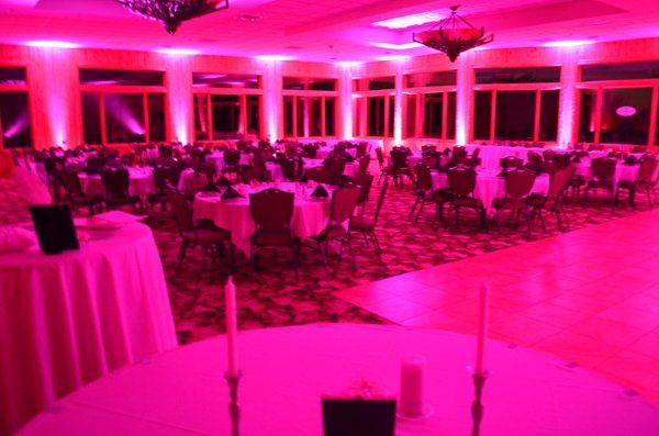 Fore Lakes West Hall.  All Pink
