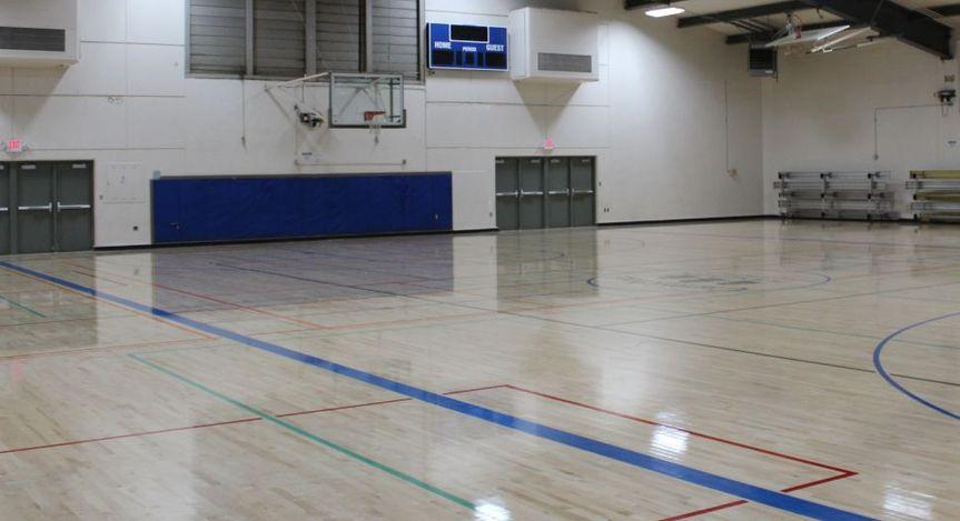 Carmichael Recreation & Park District court