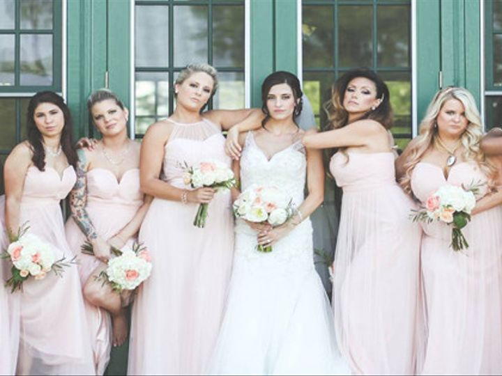 Tmx 1498746696661 Bridal Party Wilmington wedding beauty