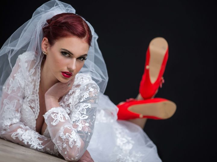 Tmx 1498746732647 Red Shoes Wilmington wedding beauty