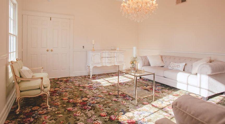 Luxury antique furnishings